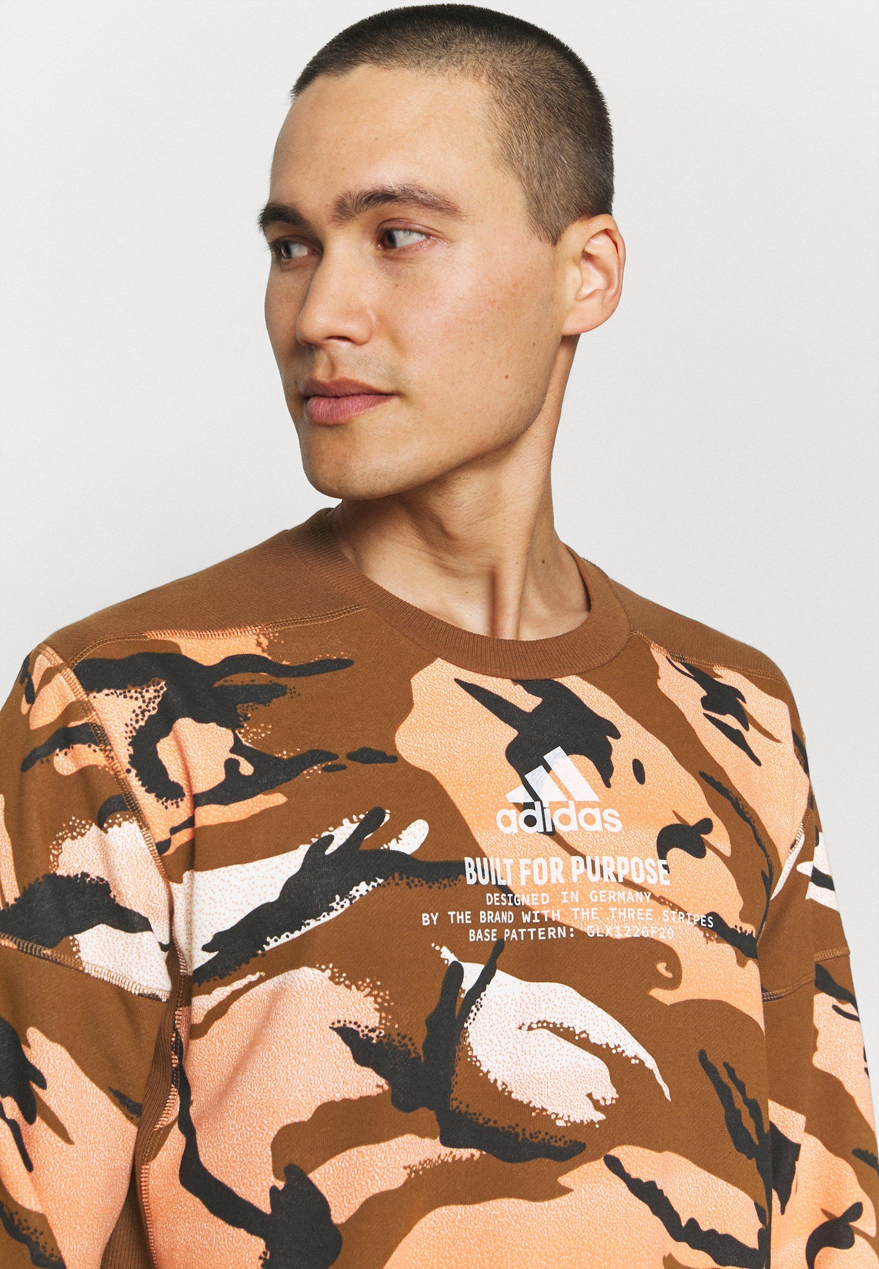 Homme ZNE CREW - Sweatshirt