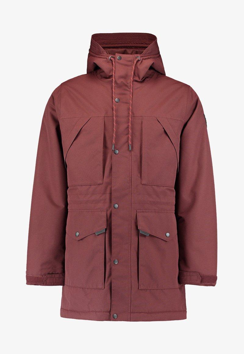 O'Neill - JOURNEY PARKA JACKET - Snowboard jacket - bitter chocolate