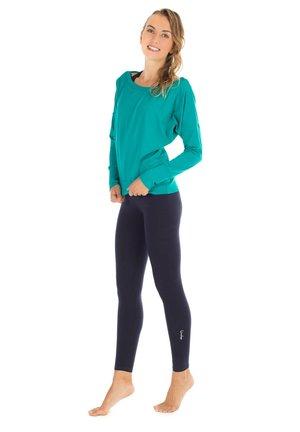 LONGSLEEVE - Sweatshirt - ocean green