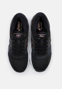ASICS - GEL-NIMBUS 22 - Neutral running shoes - black - 3