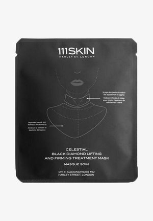 111SKIN MASKE CELESTIAL BLACK DIAMOND LIFTING AND FIRMING MASK N - Face mask - -