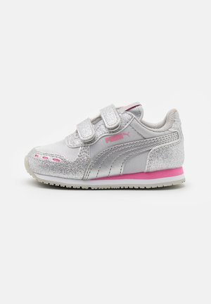 CABANA RACER GLITZ  - Trainers - silver/sachet pink