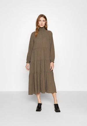 CAMILLA ELIZA DRESS - Day dress - major brown