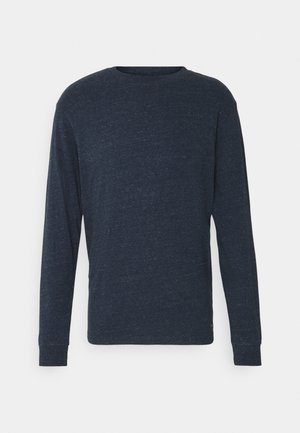 FINE SANDY TEE - Long sleeved top - navy