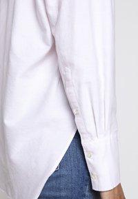 CLOSED - ROWAN - Button-down blouse - rose quartz - 4
