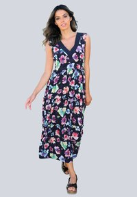 Alba Moda - Day dress - marineblau - 1
