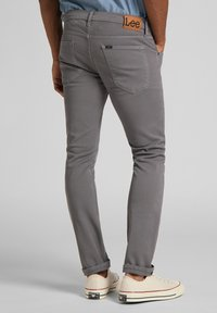 Lee - LUKE - Jeans Tapered Fit - quiet shade - 2
