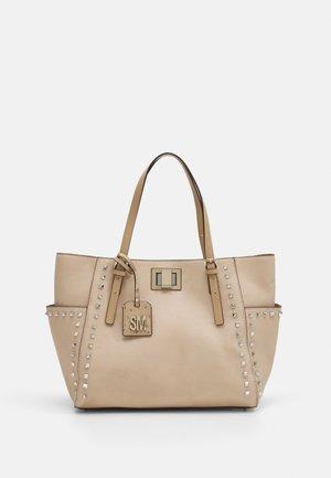 BLIZZI - Handbag - nude
