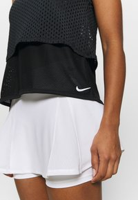Nike Performance - DRY - Sports shirt - black/white - 5