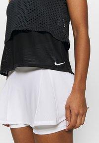 Nike Performance - DRY - Funkční triko - black/white - 5