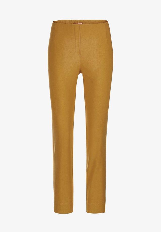 INA-740 THE ORIGINAL! STRETCHHOSE - Trousers - ocker