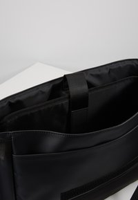 Strellson - STOCKWELL MESSENGER  - Across body bag - black - 4