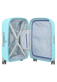 Delsey - CLAVEL - Wheeled suitcase - blue gray - 5