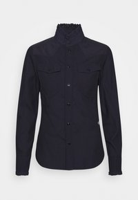 G-Star - WESTERN KICK FRILL SLIM LONG SLEEVE - Button-down blouse - rinsed - 4