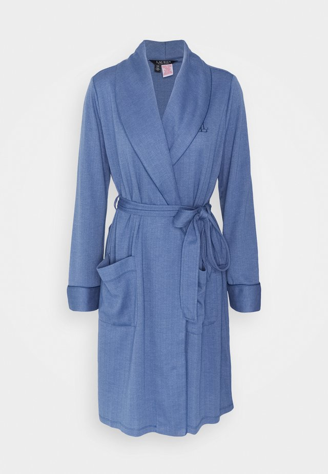 ROBE - Dressing gown - indigo