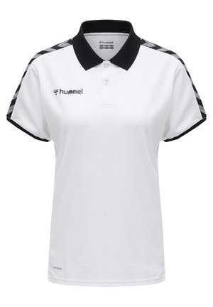 HMLAUTHENTIC FUNCTIONAL  - Polo shirt - white