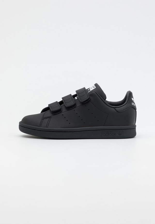 STAN SMITH UNISEX - Trainers - core black/footwear white