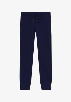 Pantalones deportivos - dark grey/mottled