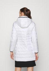 Calvin Klein - COAT - Winter coat - offwhite - 2
