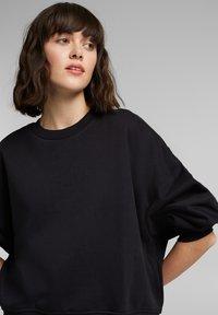 edc by Esprit - Sweatshirt - black - 5