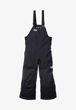 RIDER - Spodnie narciarskie - black