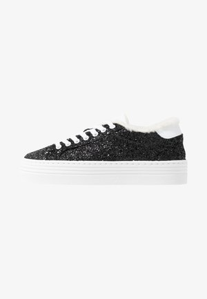 FLATFORM - Sneaker low - black