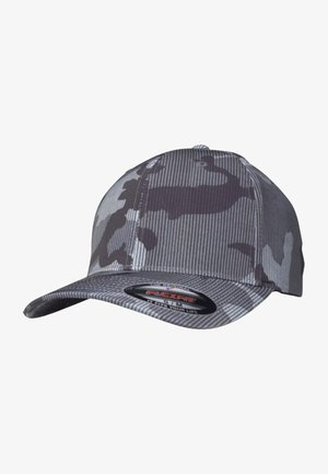 Cap - dark camo