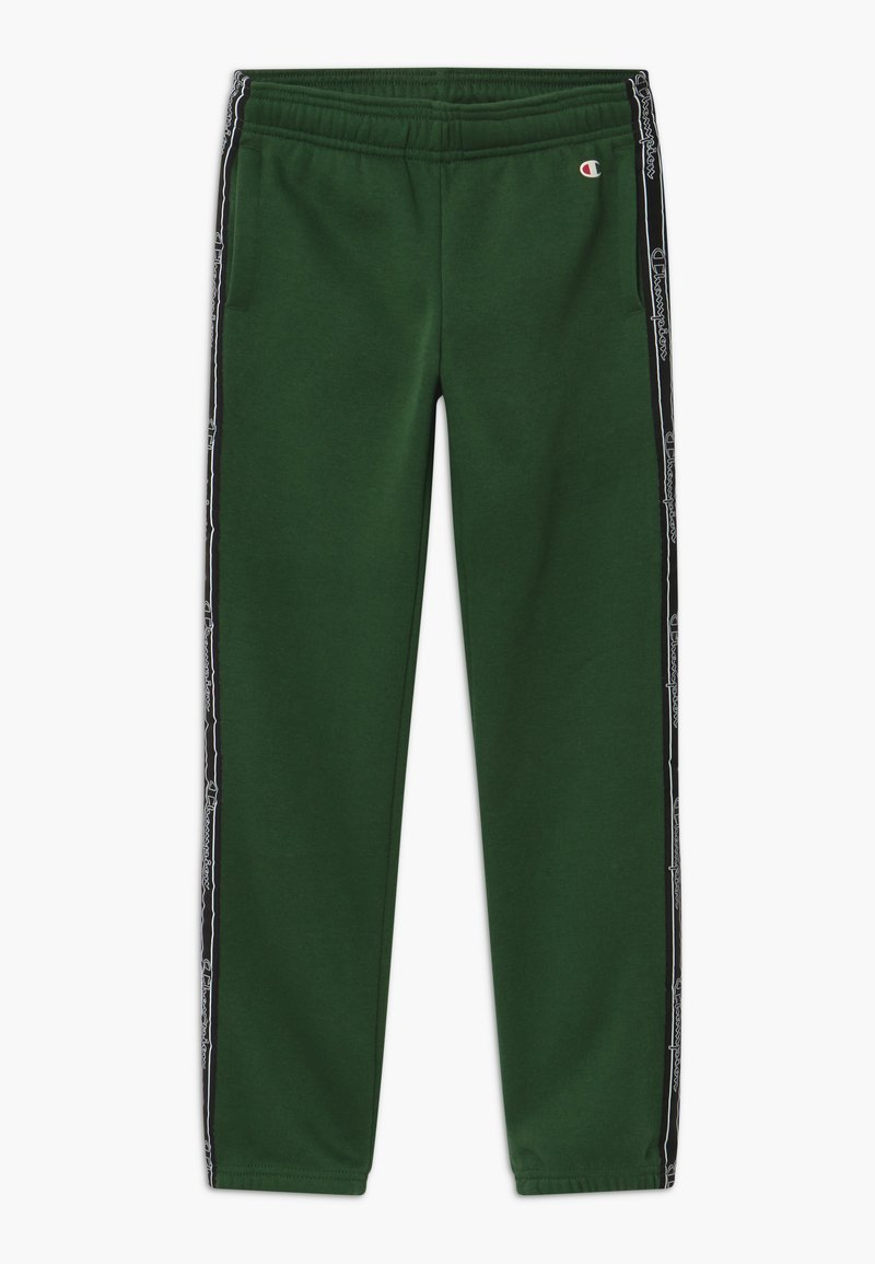 Champion - AMERICAN CLASSICS TAPE - Tracksuit bottoms - dark green