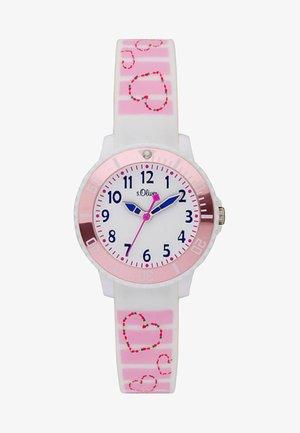 Watch - multi-coloured