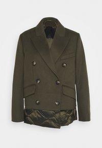 Sportmax Code - ORIGINE - Classic coat - khaki - 0