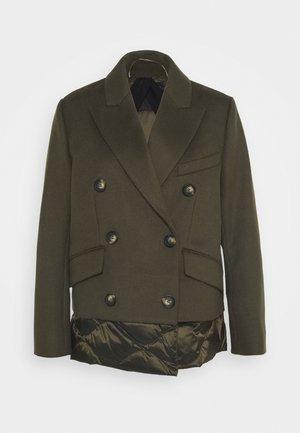 ORIGINE - Classic coat - khaki