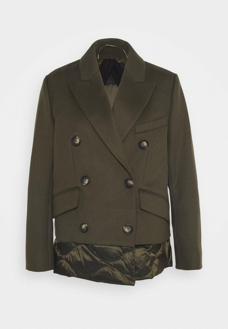Sportmax Code - ORIGINE - Classic coat - khaki