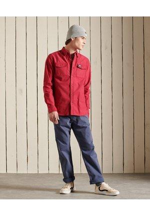 TRAILSMAN  - Skjorta - frontier red
