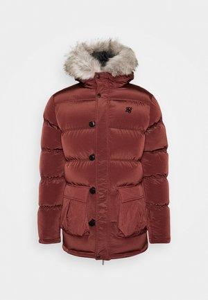 STOP PUFF - Winter coat - red