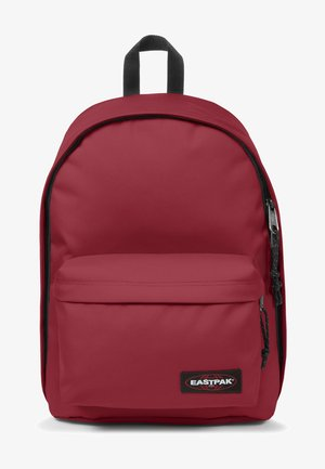 OUT OF OFFICE - Rucksack - deep burgundy