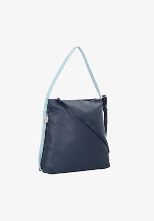 FADI SCHULTERTASCHE 35 CM - Handbag - navy