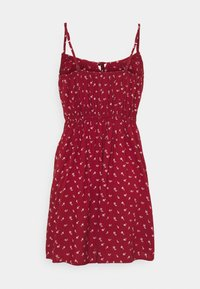 Hollister Co. - BARE DRESS - Day dress - red - 1