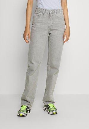 VOYAGE - Straight leg jeans - summer grey
