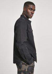 Brandit - VINTAGE  - Shirt - black - 4