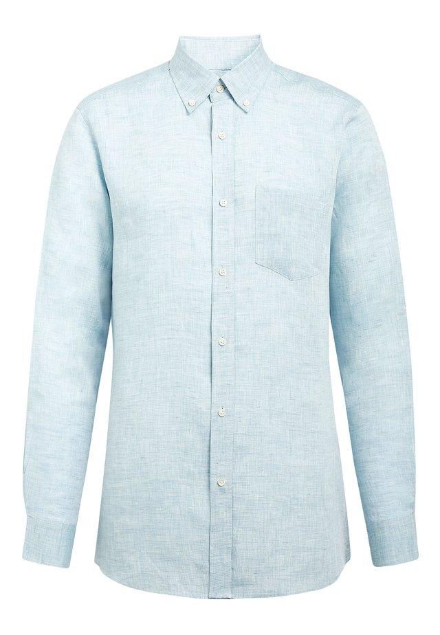 NOVA FIDES - Shirt - blue