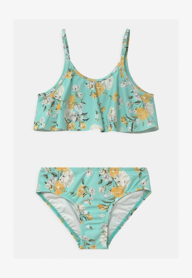 SPRING BLOSSOM FRILL  - Bikini - atlantis