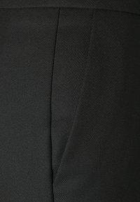 HUGO - HERLENE - Kalhoty - black - 5