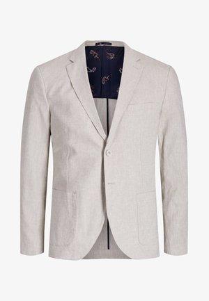 Blazer jacket - white pepper