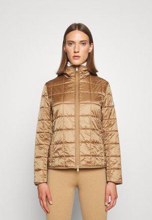 PITTORE - Zimní bunda - cammello