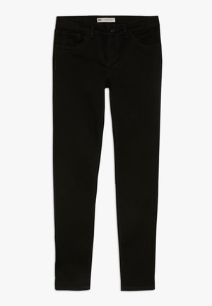 710 SUPER SKINNY  - Jeans Skinny Fit - rinsed black