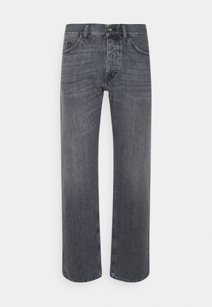 MARTY - Relaxed fit jeans - black