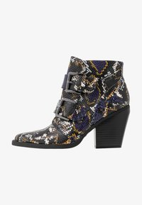 Madden Girl - CALISTA - Ankle boots - blue/multicolor - 1