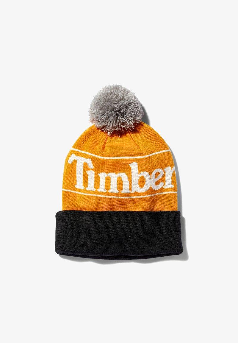 Timberland - POM - Beanie - dark cheddar