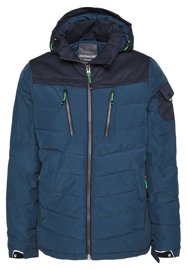 SKANE QUILTED - Winter jacket - dunkelblau
