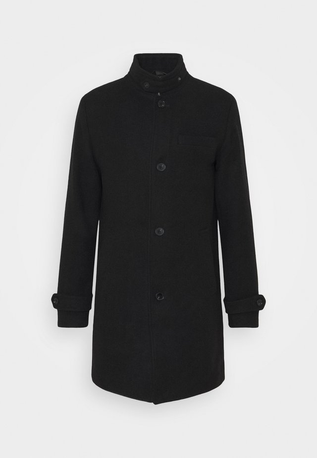 JPRBLAMELTON COAT - Kappa / rock - black